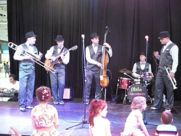 Dixie Brothers Band Ростов-на-Дону, Джаз бэнды