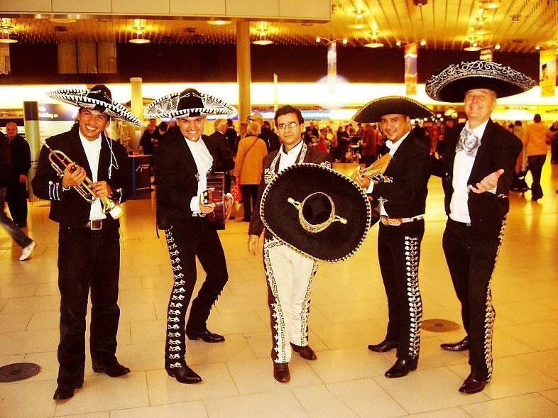 Mariachi Meros Band Ростов-на-Дону, Латиноамериканские коллективы