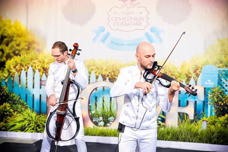 Струнная симфогруппа Trio GOLDs Ростов-на-Дону, Струнные квартеты и трио
