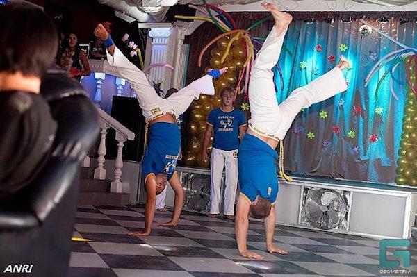 Шоу группа КАПОЭЙРА Ростов-на-Дону, Латиноамериканские коллективы