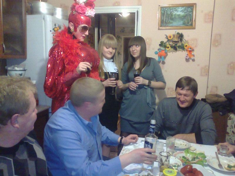 Двойник Верки Сердючки Ростов-на-Дону, Пародисты и двойники