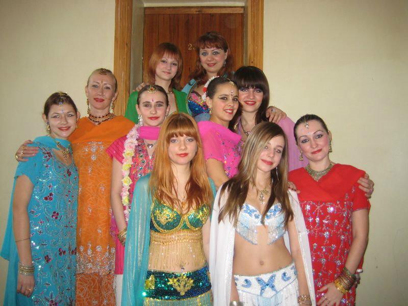 Театр танца Лила Ростов-на-Дону, Восточные танцы