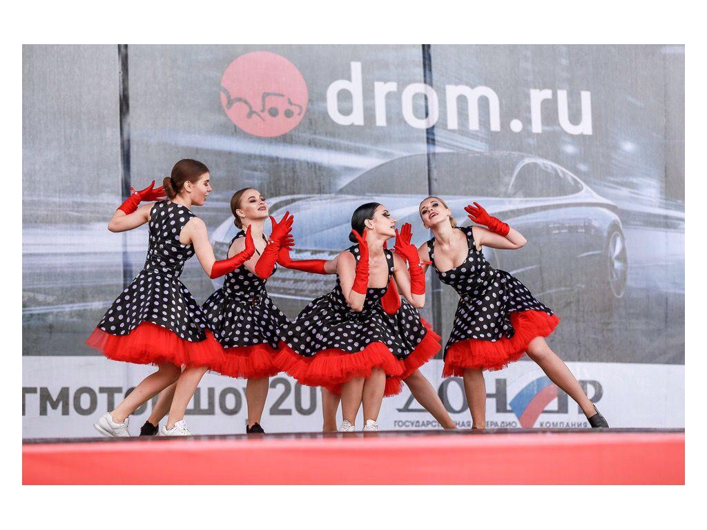 Комильфо Ростов-на-Дону, Танцевальные коллективы