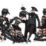Шоу-балет Black Rose на праздник, пригласить на корпоратив, заказ на мероприятия в Ростове, пригласить на свадьбу, стоимость выступления