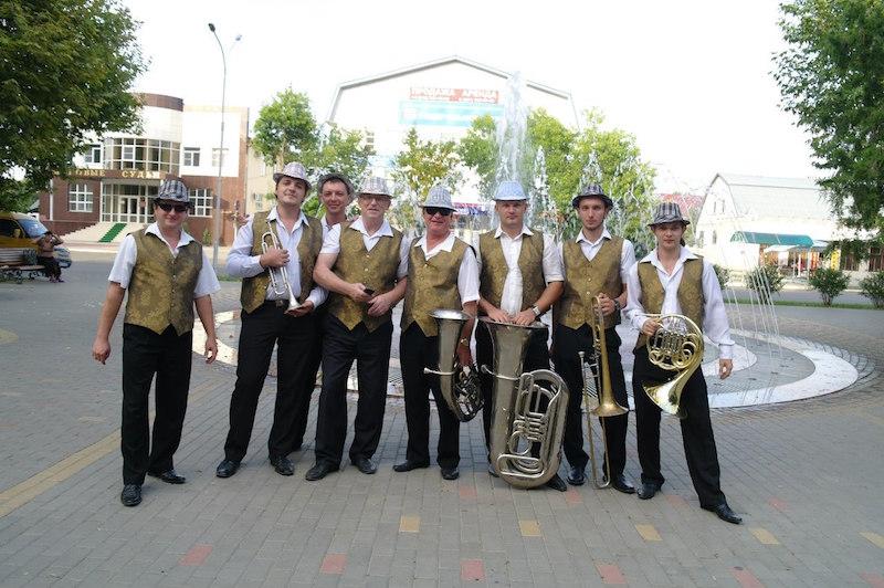 BRASS-MEN Ростов-на-Дону, Духовые ансамбли и оркестры