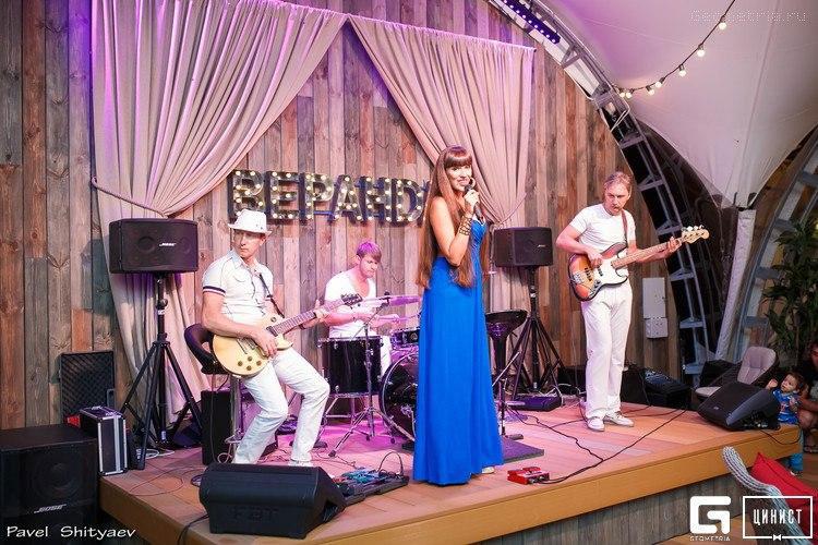 United People Ростов-на-Дону, Кавер группы, музыканты на праздник