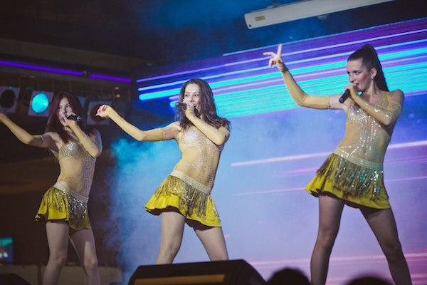 Вокально-танцевальный проект FATA, женская кавер группа, заказать на свадьбу, кавре группа на праздник, стоимость выступления, цена