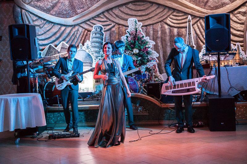 Кавер группа Ritmo Rico Ростов-на-Дону, Кавер группы, музыканты на праздник