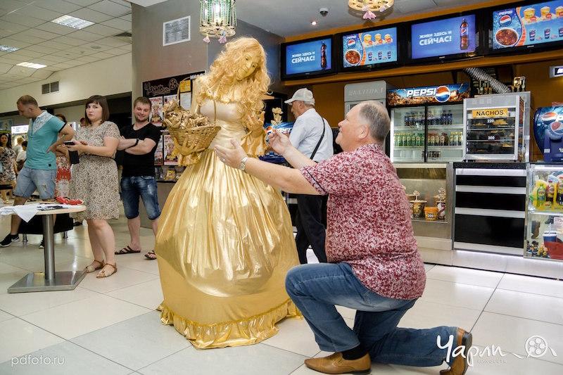 Шоу проект Инглия Ростов-на-Дону, Фаер и световое шоу
