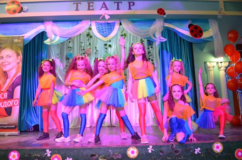 Театр танца Галатея Ростов-на-Дону, Танцевальные коллективы